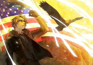 hetalia independence 4th of july