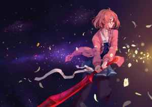 mirai beyond the boundary