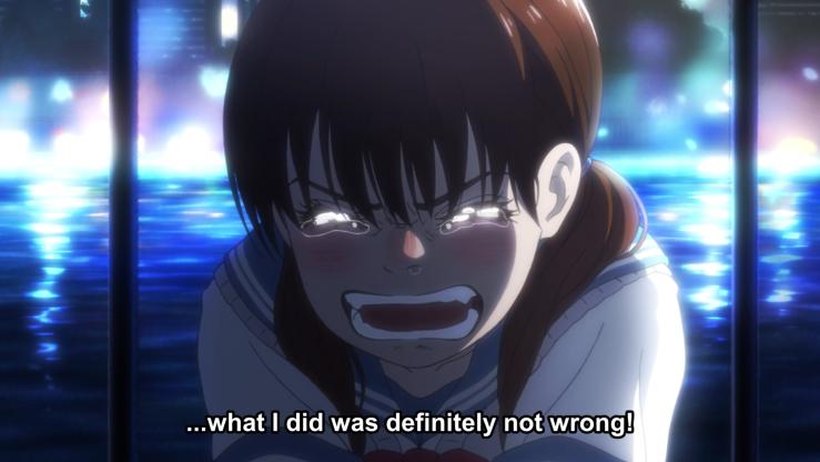 hina kawamoto crying