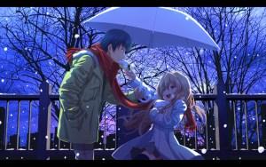 taiga ryuuji snow