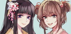 tomoyo and sakura