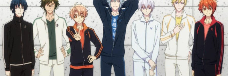 First Impressions: Idolish7 | Beneath the Tangles