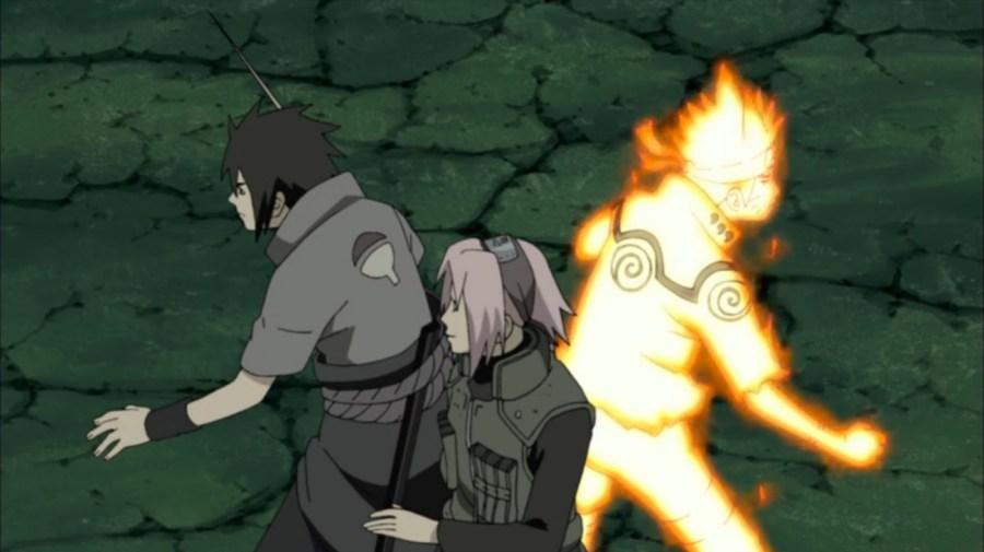 Team 7 Reunites | Redemption Stories in Naruto