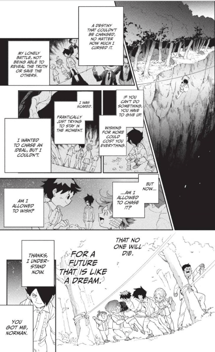 The Promised Neverland for Manga Readers, Episode 12 (FINALE