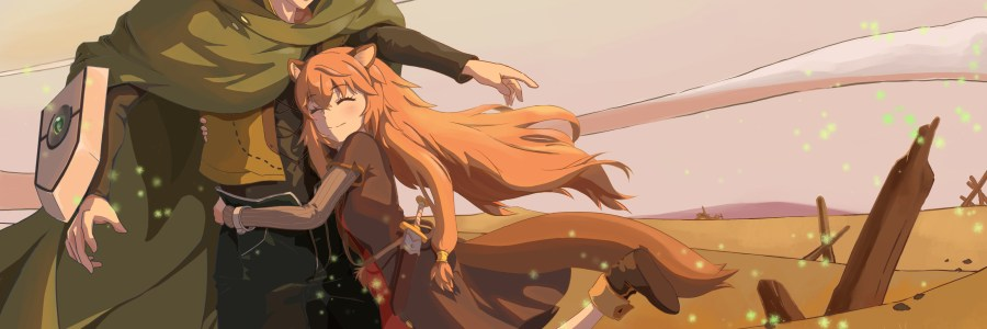 naofumi and young raphtalia