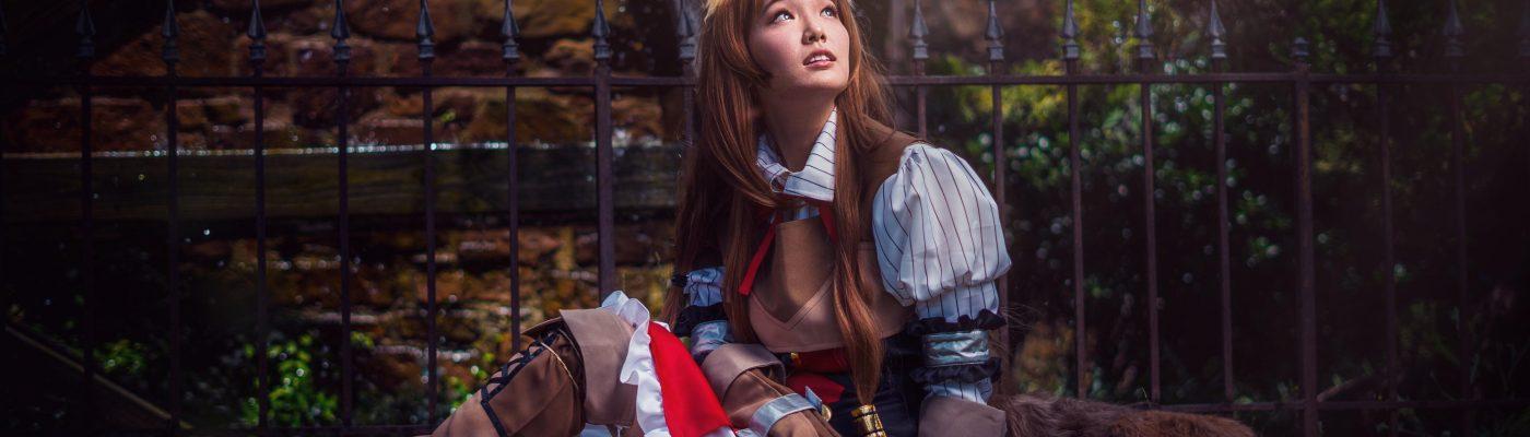 raphtalia cosplay a-kon