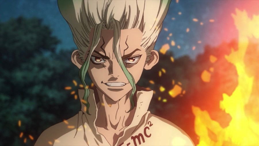First Impression Dr Stone For Manga Readers Beneath The Tangles