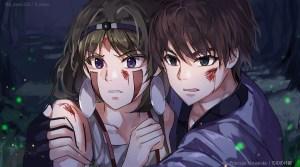 san and ashitaka