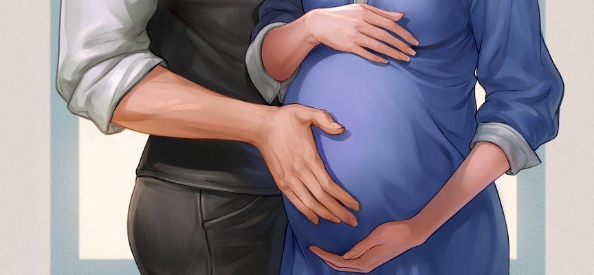 trisha elric pregnant