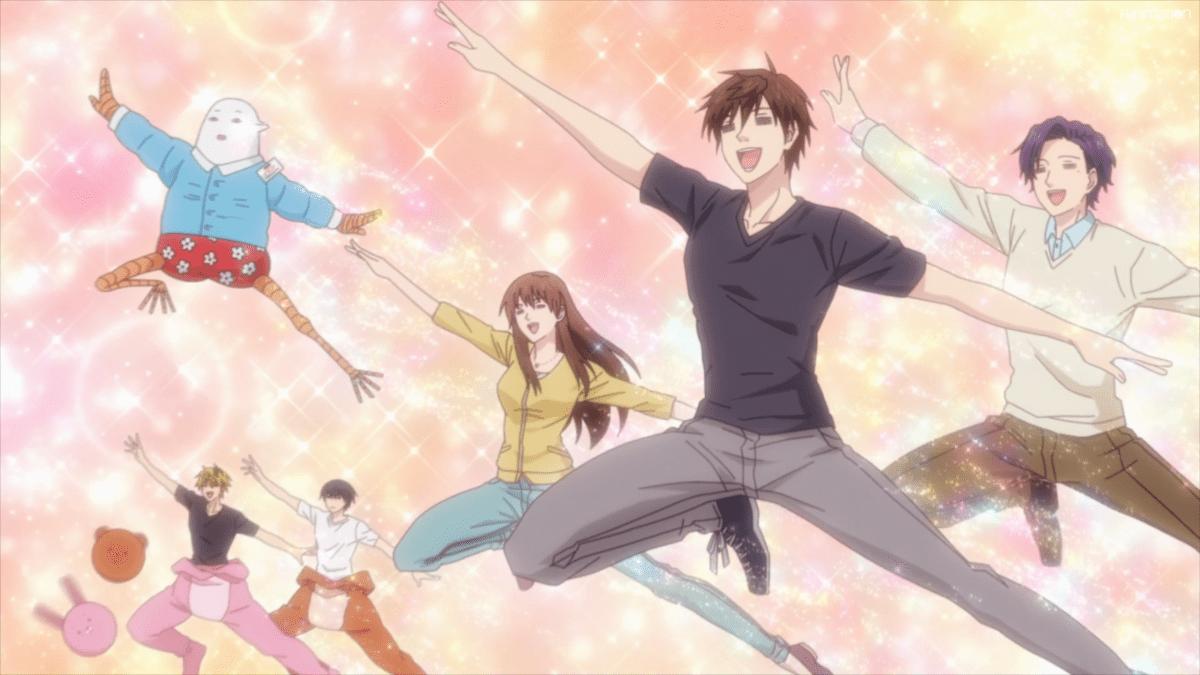 Life Lessons with Uramichi Oniisan  anime opening