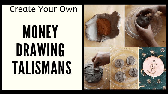 Money Drawing Talismans