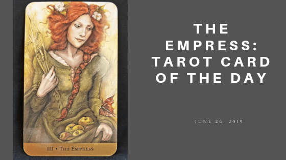 The Empress Tarot Card 2