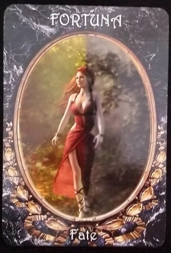 Weekly Oracle Reading - Fortuna