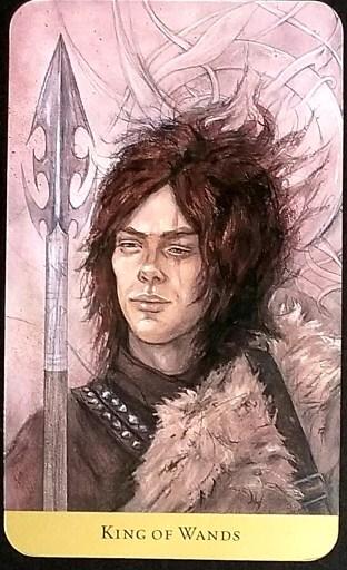 Weekly Tarot Reading - King of Swords