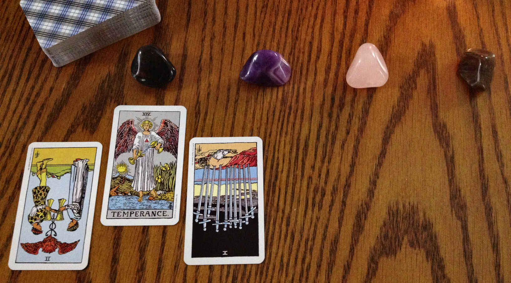 A Simple Technique For Marathon Tarot Readings