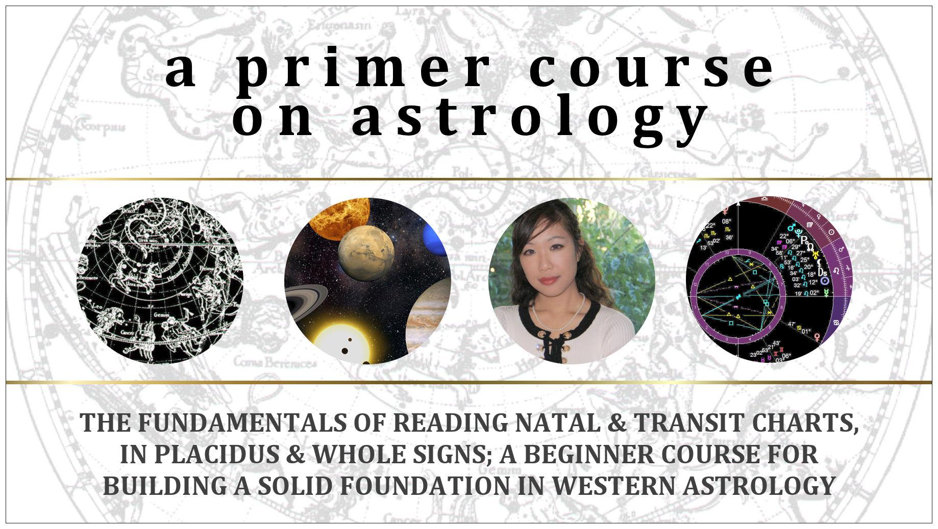 Astrology Basics Benebell Wen