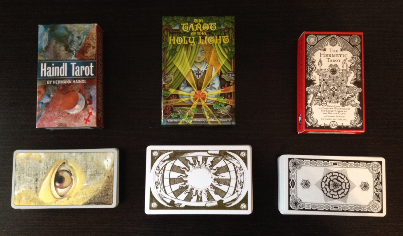 The 3x3x3 Tag Tarot Oracle And Other Benebell Wen