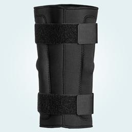 Back of the Hinged Knee Stabiliser