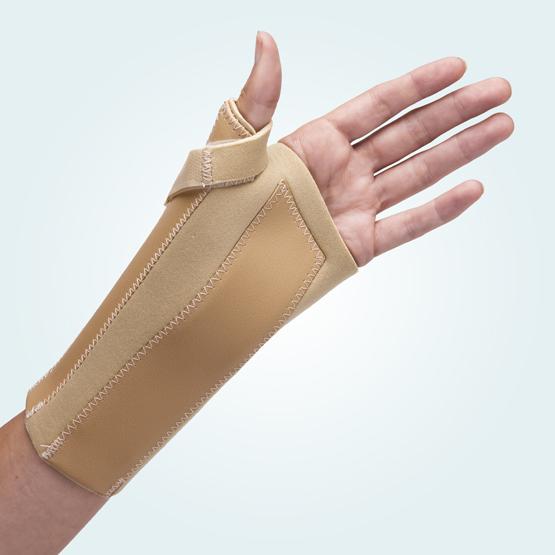 benecare neo-wrap wrist thumb support