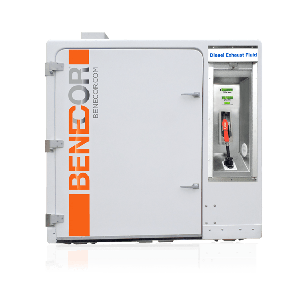 Benecor Retail 500 Gallon DEF System