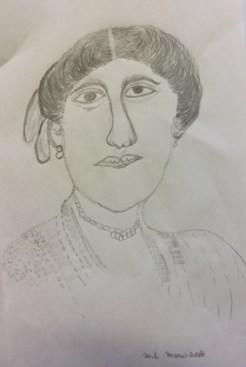 portrait Marlene 1