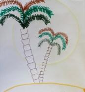 palmiers par Marc André