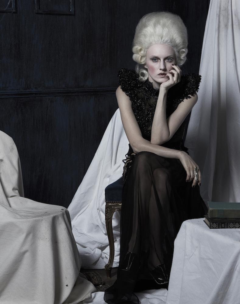 Silentium Spiritualis 13 - Beauty - Beaute - Mode - Fashion - Bénédicte Manière - Photographe Nuits Saint Georges - Bourgogne