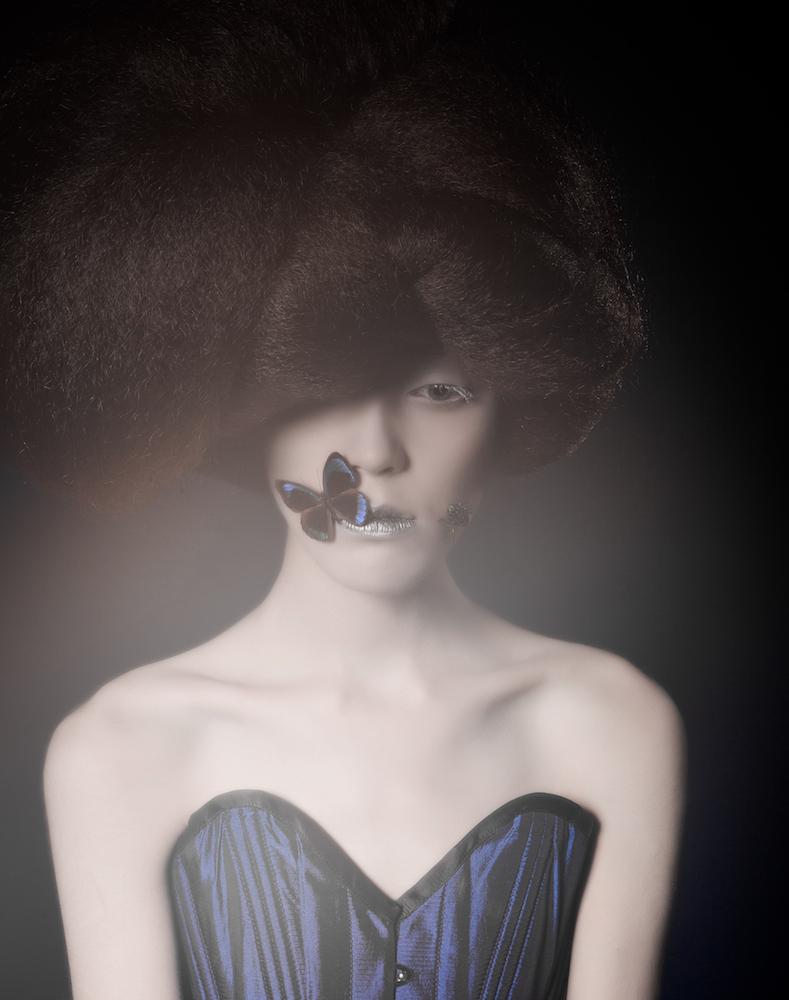 Tempus Fugit 3 - Beauty - Beaute - Mode - Fashion - Bénédicte Manière - Photographe Nuits Saint Georges - Bourgogne