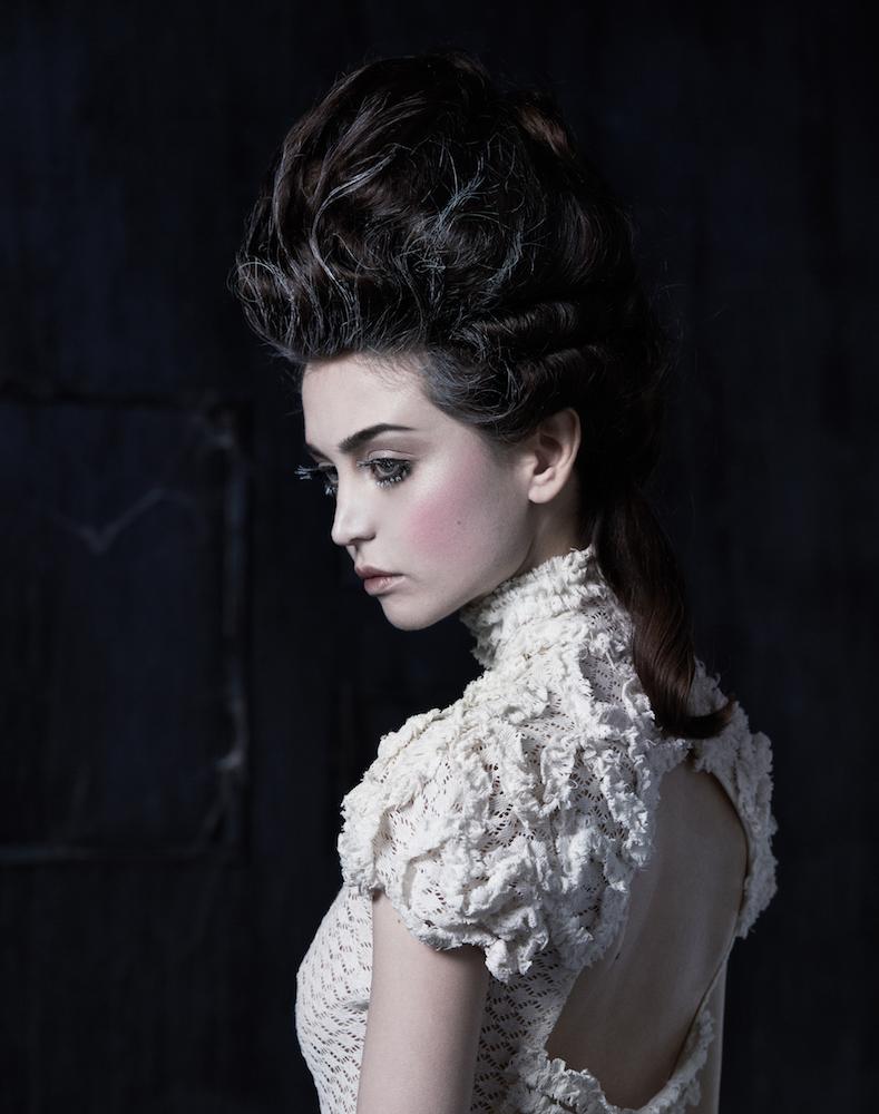 Silentium Spiritualis 17 - Beauty - Beaute - Mode - Fashion - Bénédicte Manière - Photographe Nuits Saint Georges - Bourgogne