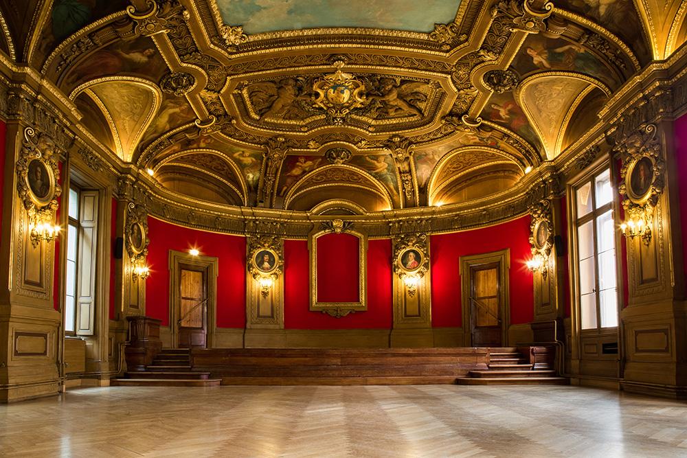 Palais de la bourse lyon salle tony garnier - Architecture - Bénédicte Manière - Photographe Nuits Saint Georges - Bourgogne