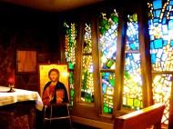 Tabernacle at Terra Sancta Retreat Center Chapel