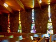 Mosaics in Terra Sancta Retreat Center Chapel