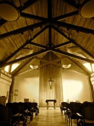 Interior of St. Martin Monastery Chapel