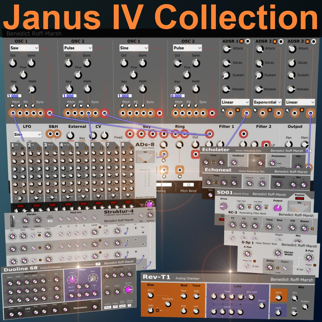 Janus IV Collection