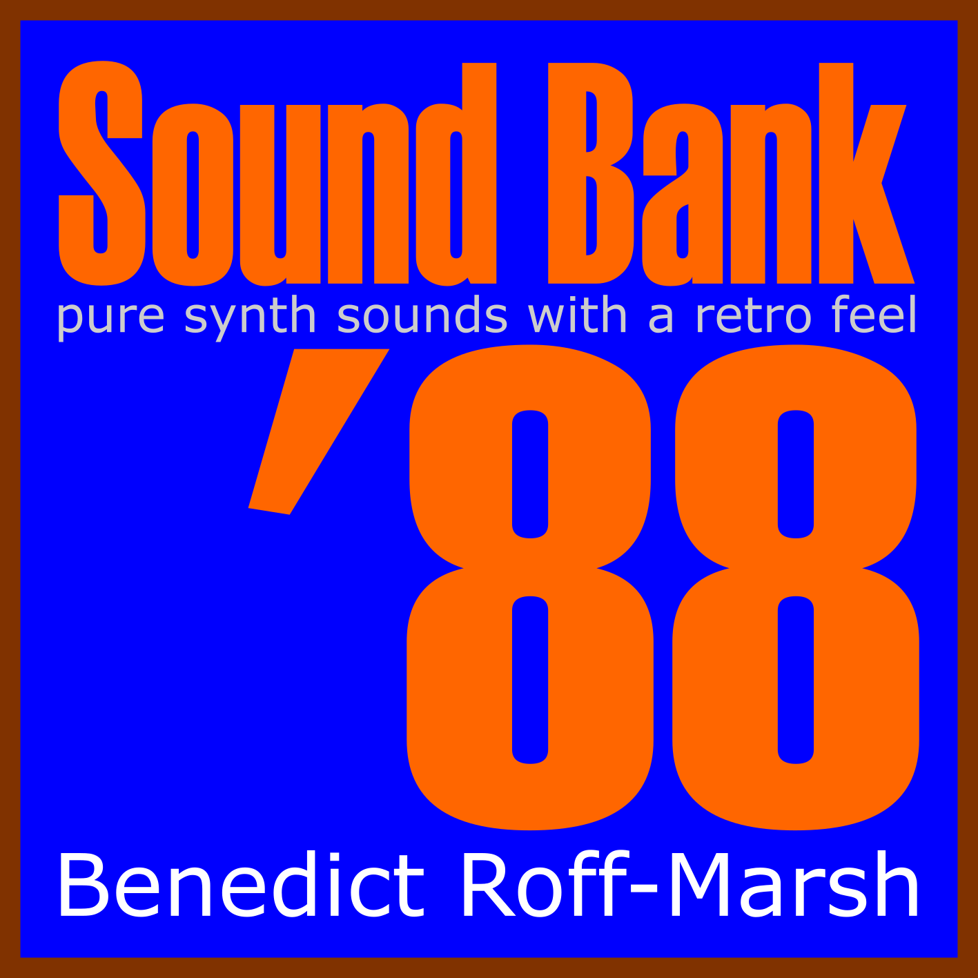 Sound Bank '88 ReFill