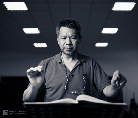 03 Conductor, Kaohsiung City (by Benedict Young)