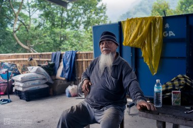 16 Tsou Dignitary, Nia'Ucna Village (by Benedict Young)