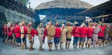Mayasvi, Tsou warriors