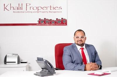 Khalil Properties estate agent, lettings, Brighton, Ahmed Khalil