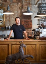 William Morris, Antiques, Cafe, Brighton, Kemptown, Coffee