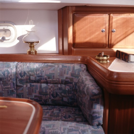 Bavaria Yachts Inneneinrichtung