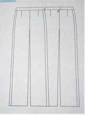 Les modeles (couture actuelle N°6) (1)