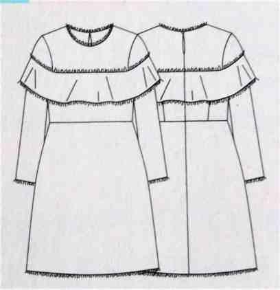 Les modeles (couture actuelle N°6) (28)