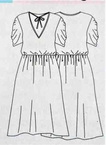 Les modeles (couture actuelle N°6) (5)