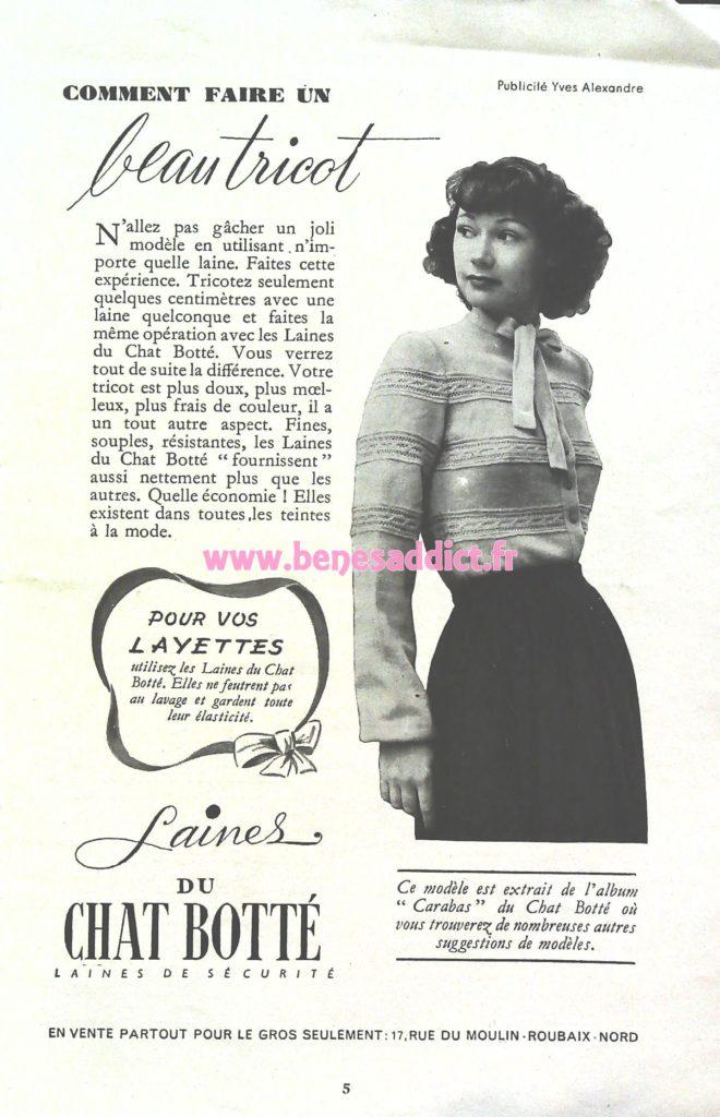 Et De Freebook 1949 Couture Savoir Gratuit Le Coupe Coudre pfqWE