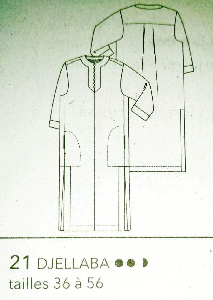 dessin technique robes 7