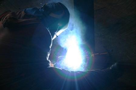 Benes Marine Technology welding