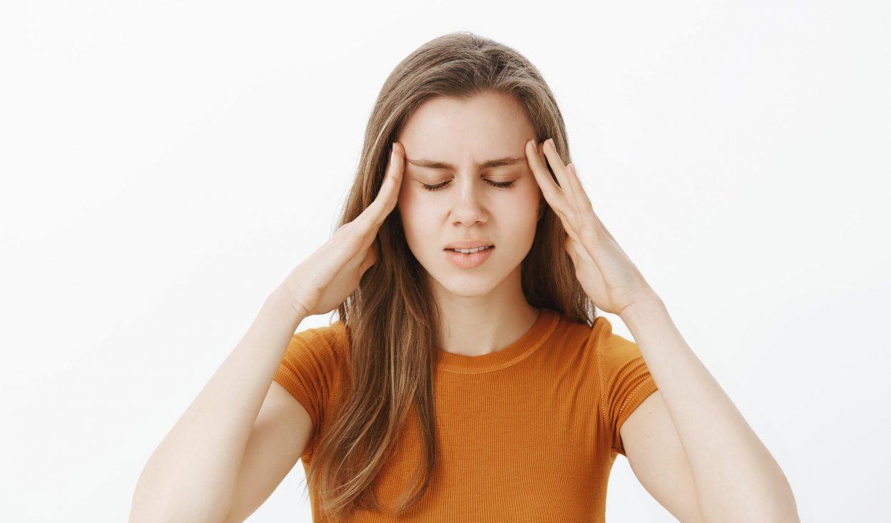 Headache and aloe vera
