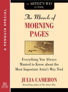 The miracle of morning pages, libro