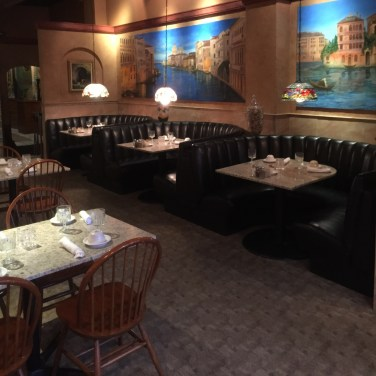 DOWNSTAIRS DINING - a favorite for many